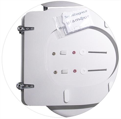 Montaggio copriwater cantica infissi del bagno in bagno for Ideal standard cantica copriwater